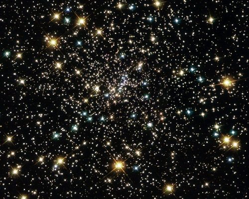 Stars in Space