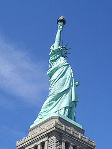 Statue of Liberty Fact