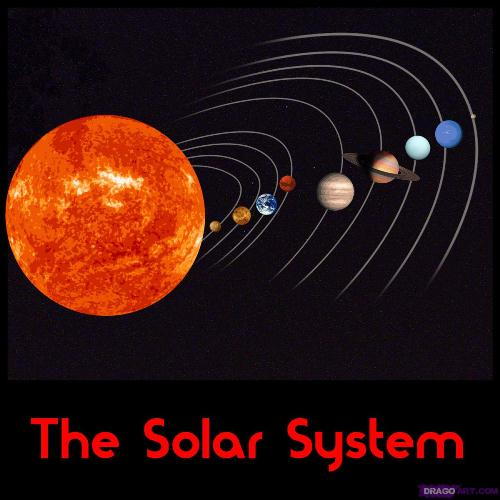 the solar system and the sun of mars only on rings - photo #8