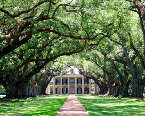 louisiana plantations