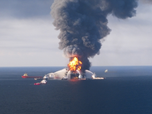 BP Oil Spill Pic