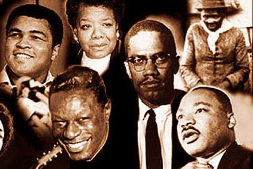 Black History Month and Famous People