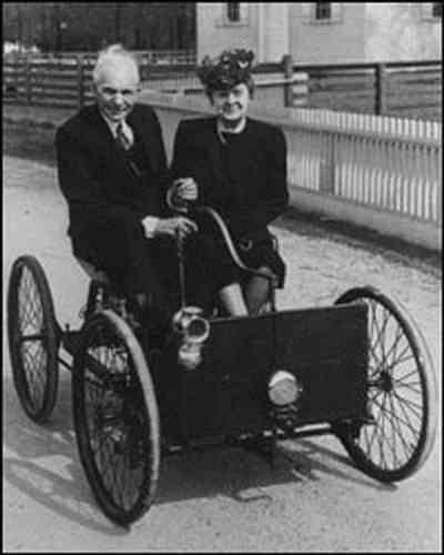 Henry Ford and Car