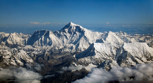 Mount Everest Facts