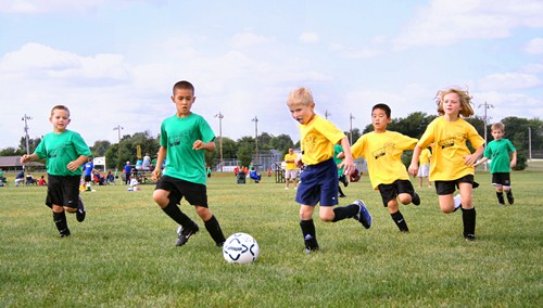 Soccer and Kids