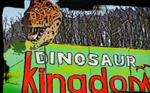 Virginia and Dinosaur Kingdom