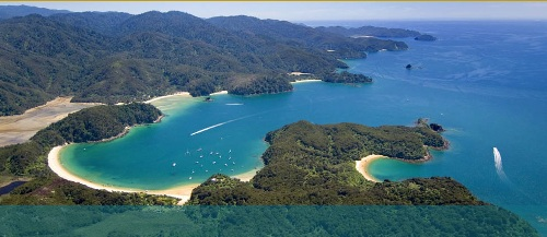 Abel Tasman Facts