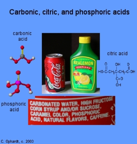 Carbonic >> 10 Interesting Acids Facts | My Interesting Facts