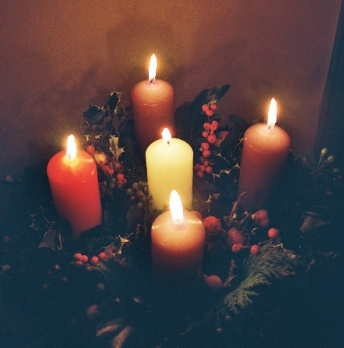 Advent Decor