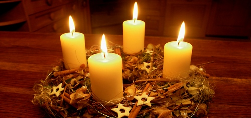 Advent and Candles