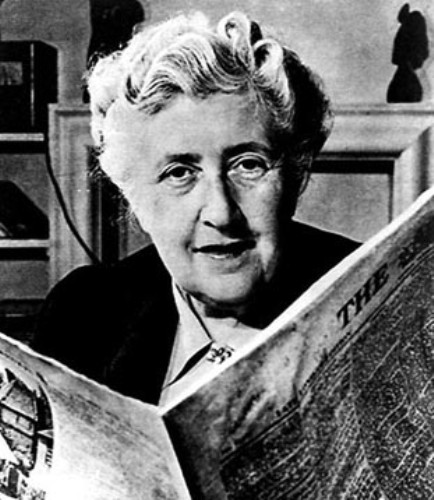 Agatha Christie Facts