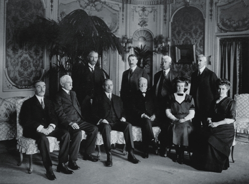 Andrew Carnegie  and others