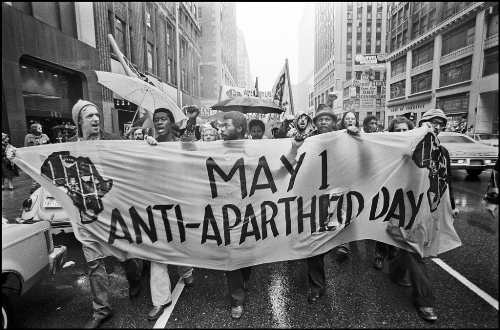 Apartheid facts
