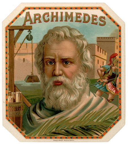 Archimedes facts