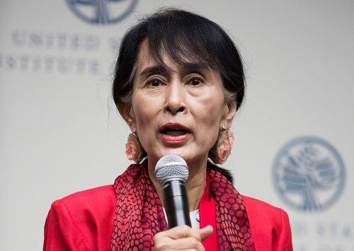Aung San Suu Kyi facts
