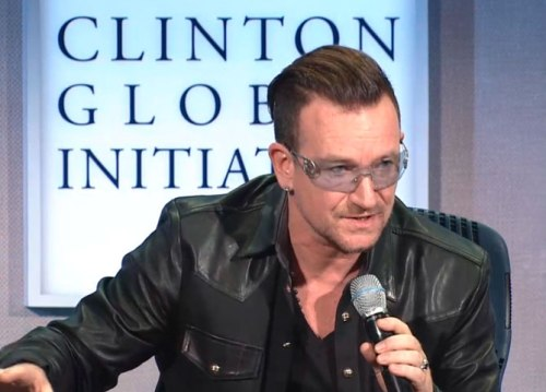 Bono Interview