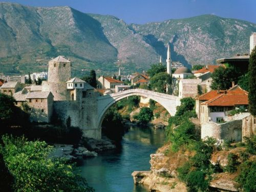 Bosnia and Herzegovina land