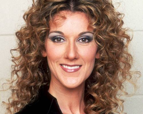 Celine Dion Young