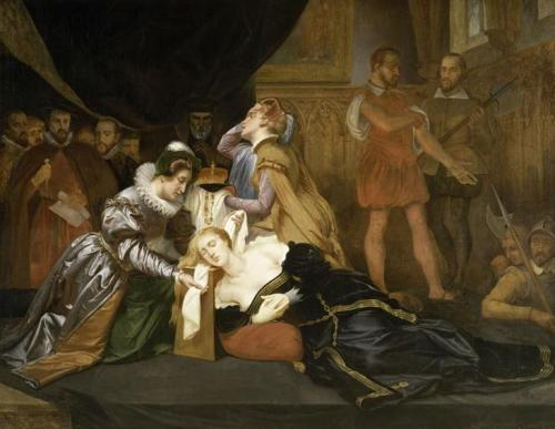 Execution Mary Queen of Scots