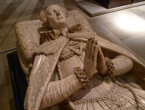 Mary Queen of Scots Tomb