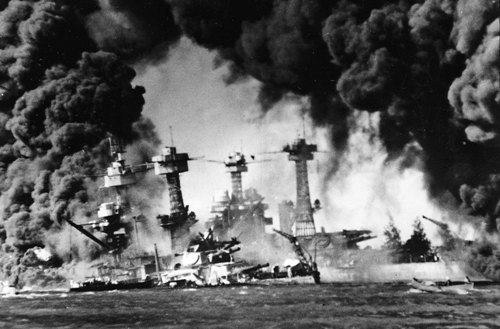 Pearl Harbor War
