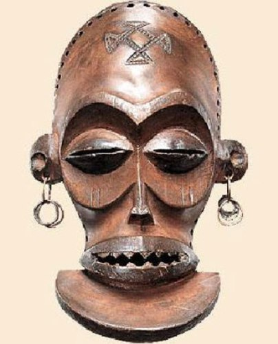 Unique African Masks