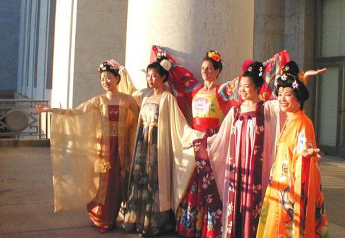 Ancient Chinese Fashion