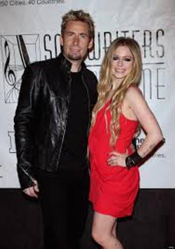 Avril Lavigne on Red Carpet