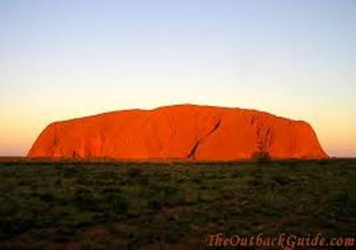 Ayers Rock Wonderful