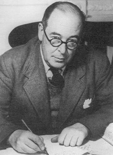 CS Lewis author