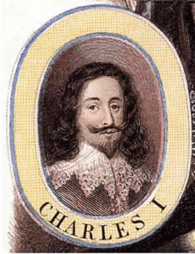 Charles 1 facts