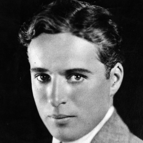 Charlie Chaplin Young