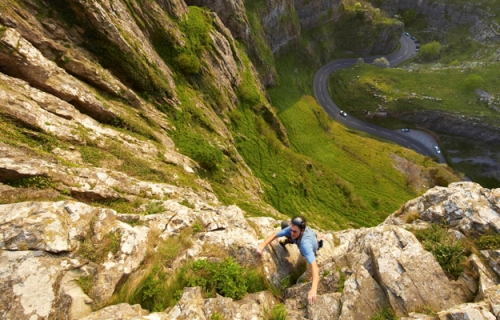 Cheddar Gorge Slopes