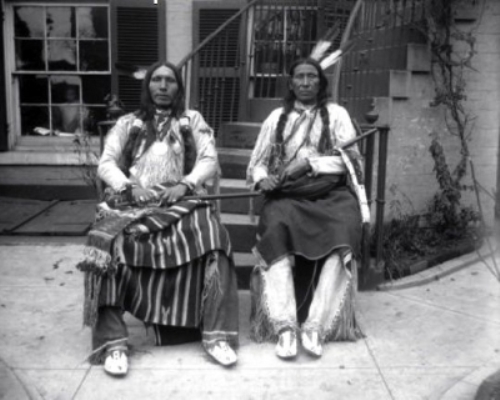 Cherokee Indians facts