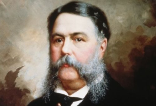 Chester Arthur Facts