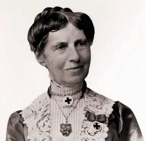 Clara Barton facts