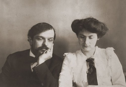 Claude Debussy and Lily