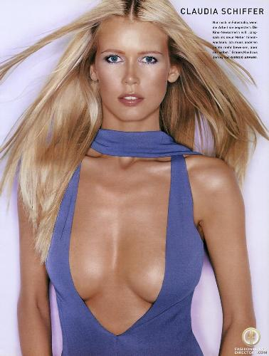 Claudia Schiffer hot