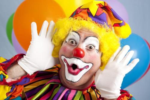 Clown Cute