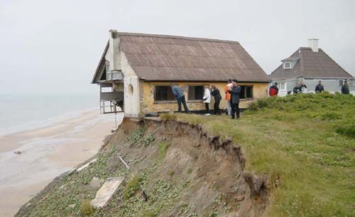 Coastal Erosion facts