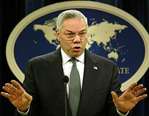 Colin Powell Speaks