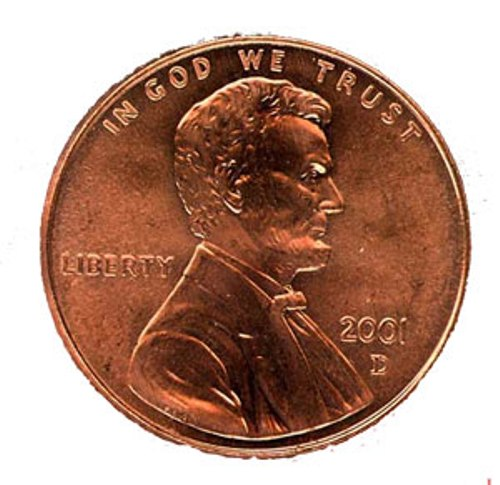 Copper penny