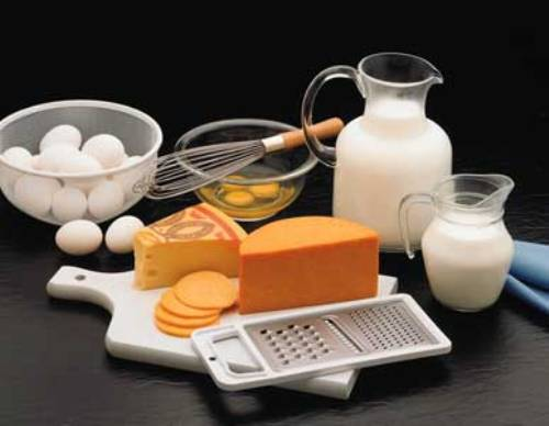 Dairy Product and Milk