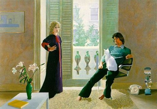 David Hockney Work