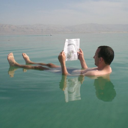 Dead Sea Facts