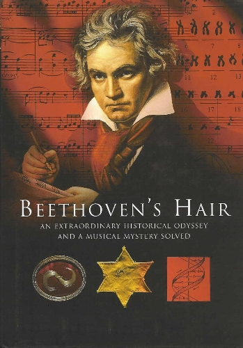 Ludwig van Beethoven Hair