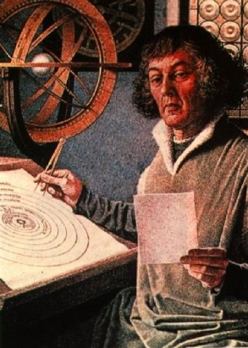 Nicolaus Copernicus facts