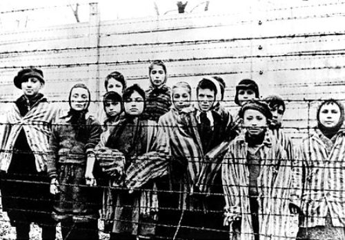 People in Concentration Camps