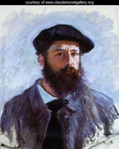 Self Portrait With A Beret
