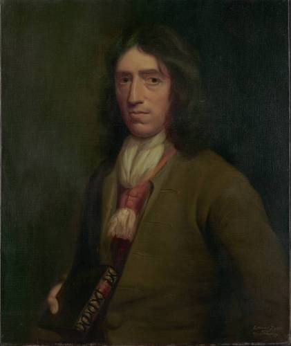 William Dampier portrait